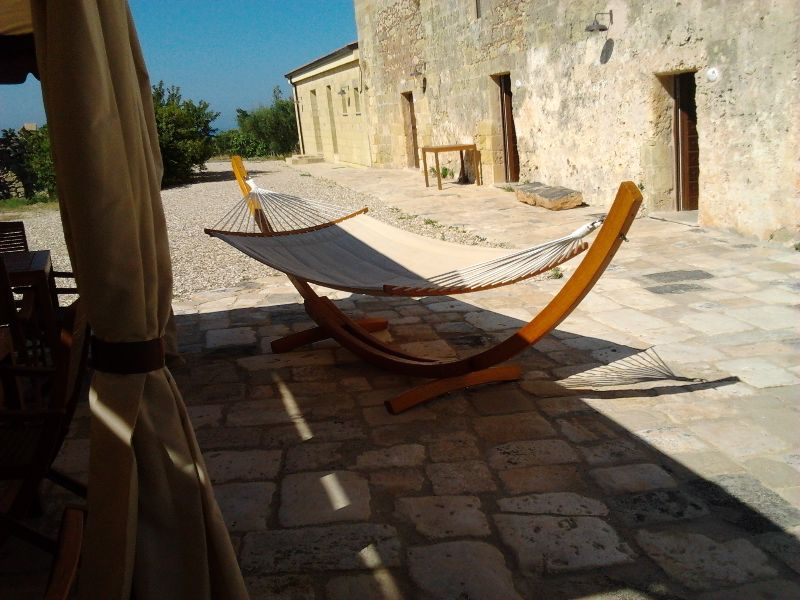 Esterno Masseria Ficazzana Pescoluse, Lecce