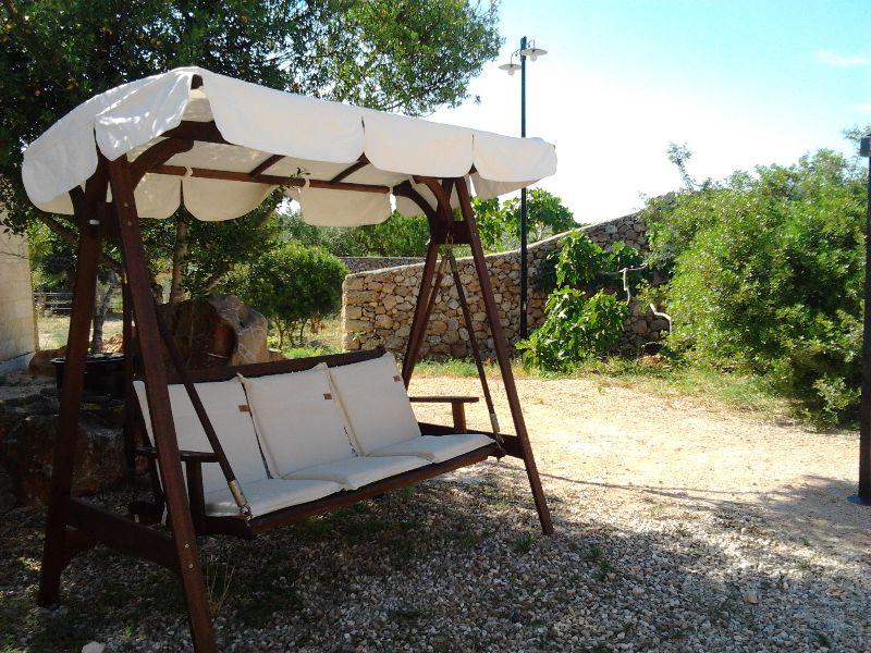 Angolo relax Masseria Ficazzana Pescoluse, Lecce