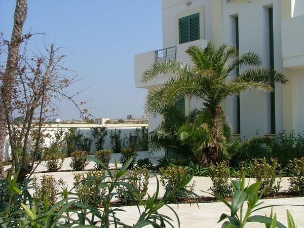 Particolare del Giardino Resort Ara Inn Torre san Giovanni