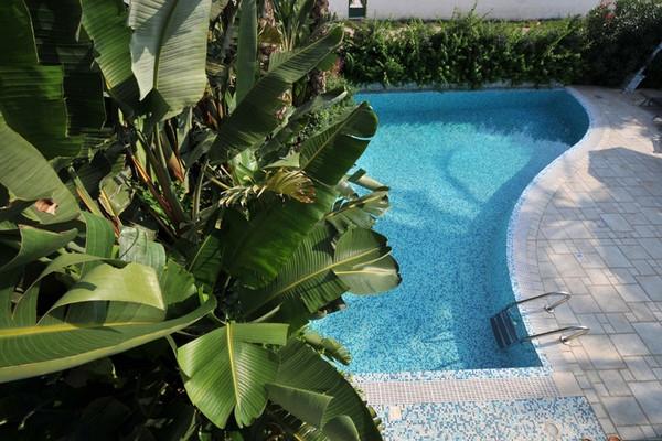 Particolare della Piscina Resort Ara Inn Torre San Giovanni