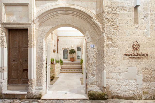 Esterno Mantatelurè Lecce