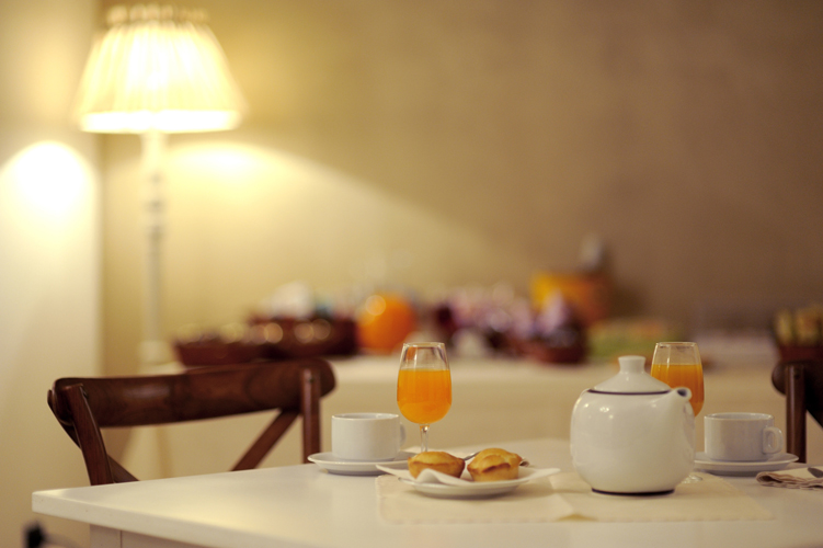 Sala Colazione Willaria Country House Cursi