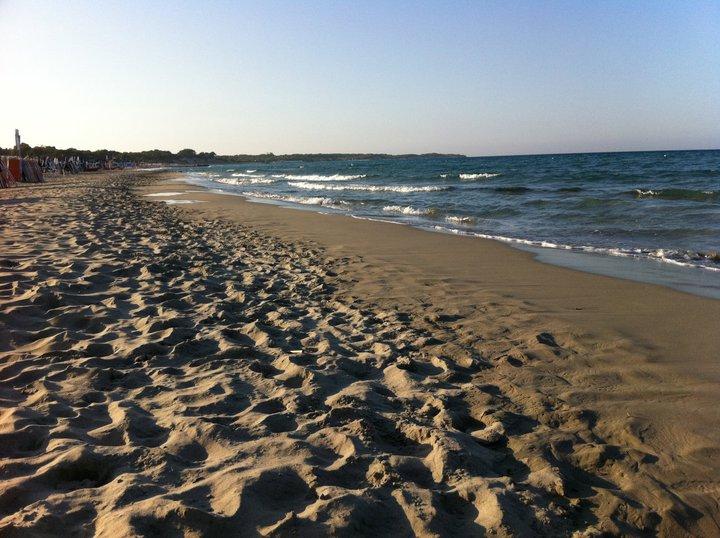 spiagge degli Alimini poco distanti da Cursi (Lecce)