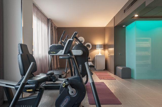 Area fitness 8piu Hotel Lecce
