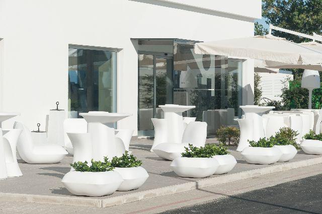 Esterno 8piu Hotel Lecce