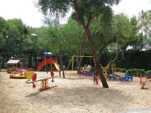 Parco giochi Camping Torre Castiglione Torre Lapillo