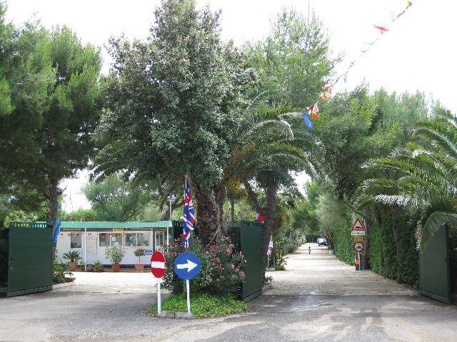 Camping Torre Castiglione Torre Lapillo
