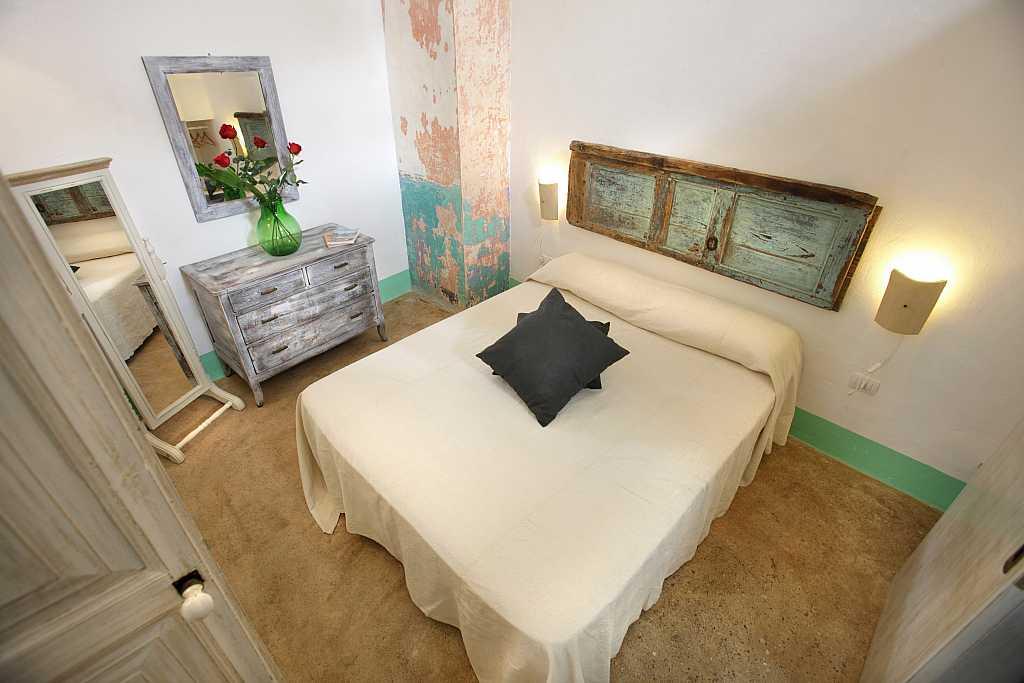 camera da letto dimora storica Il Campanile Gagliano del Capo
