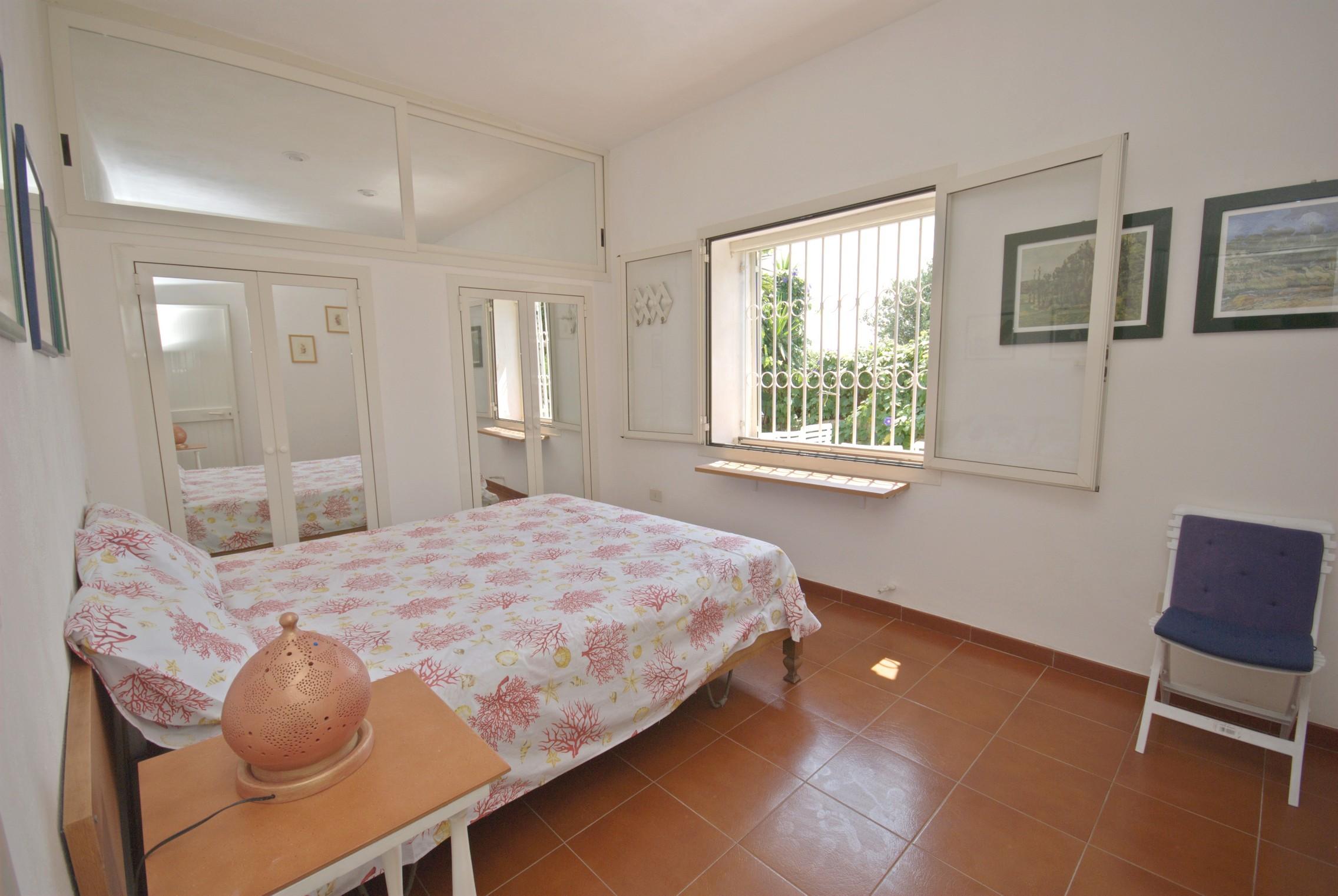 Camera da letto Trullo Mediterraneo