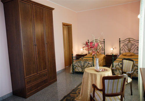 Doppia Superior B&B Willaria Cursi