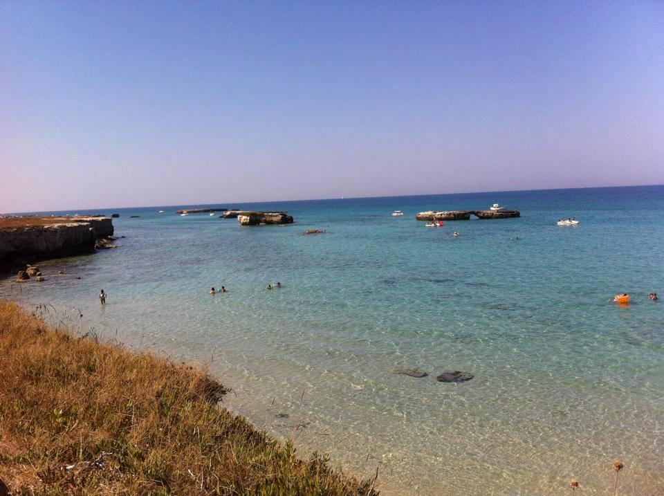 costa adriatica delle marine di Melendugno (Lecce)