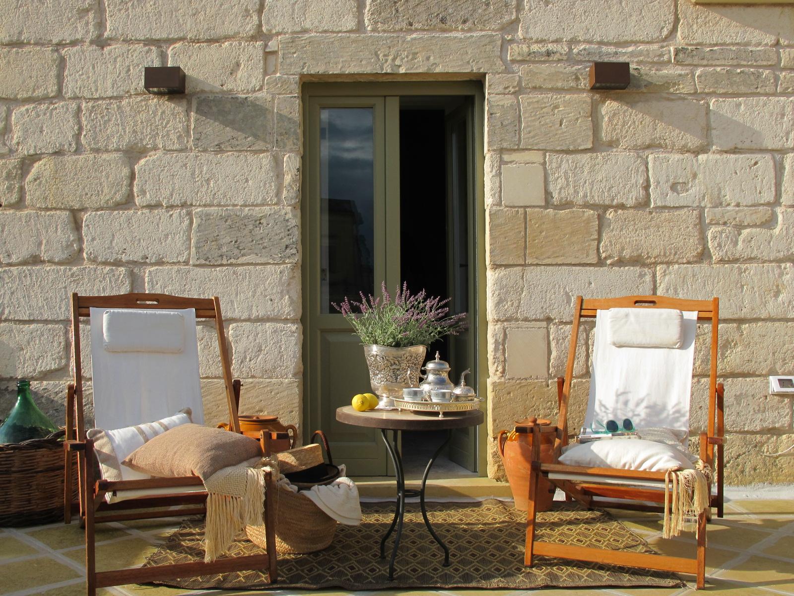 Terrazzina privata nel centro di Maglie (Lecce)