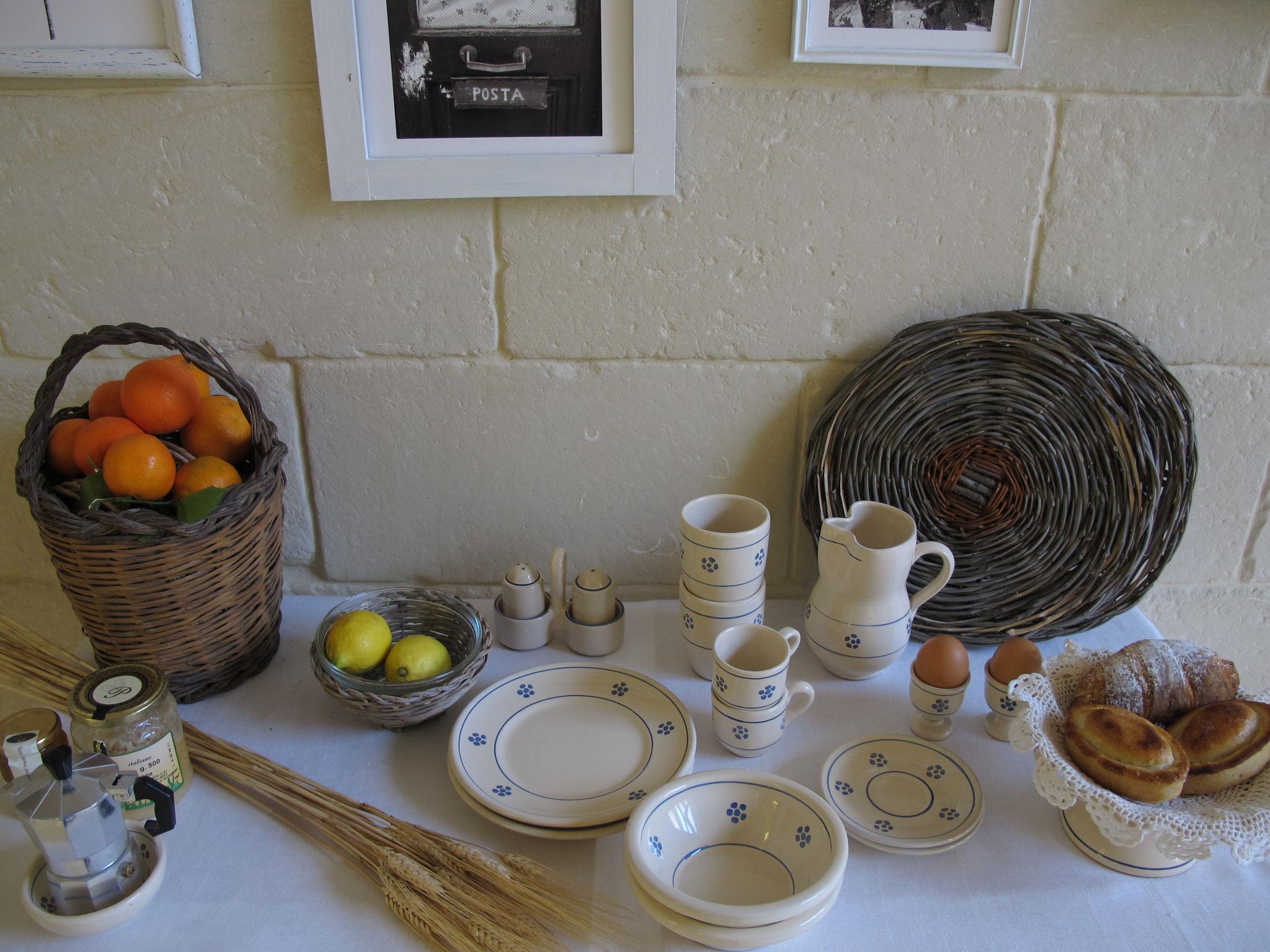 Bed and Breakfast Corte dei Granai a Maglie (Puglia)