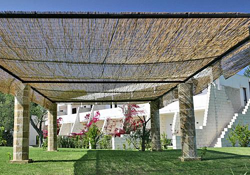 Gazebo Masseria Bosco di Makyva Sant'Andrea, Lecce