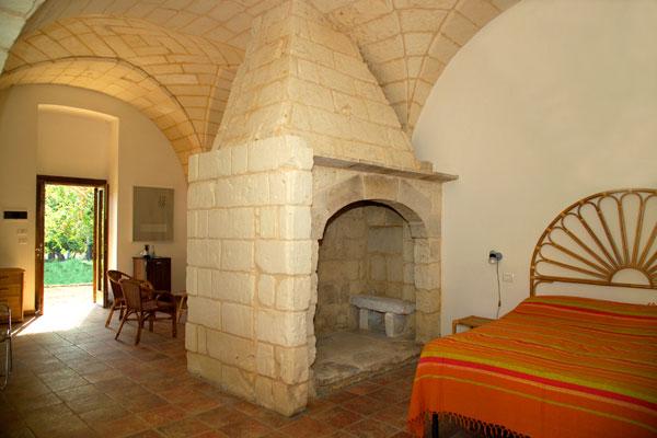 Camera Masseria Bosco di Makyva Sant'Andrea, Lecce