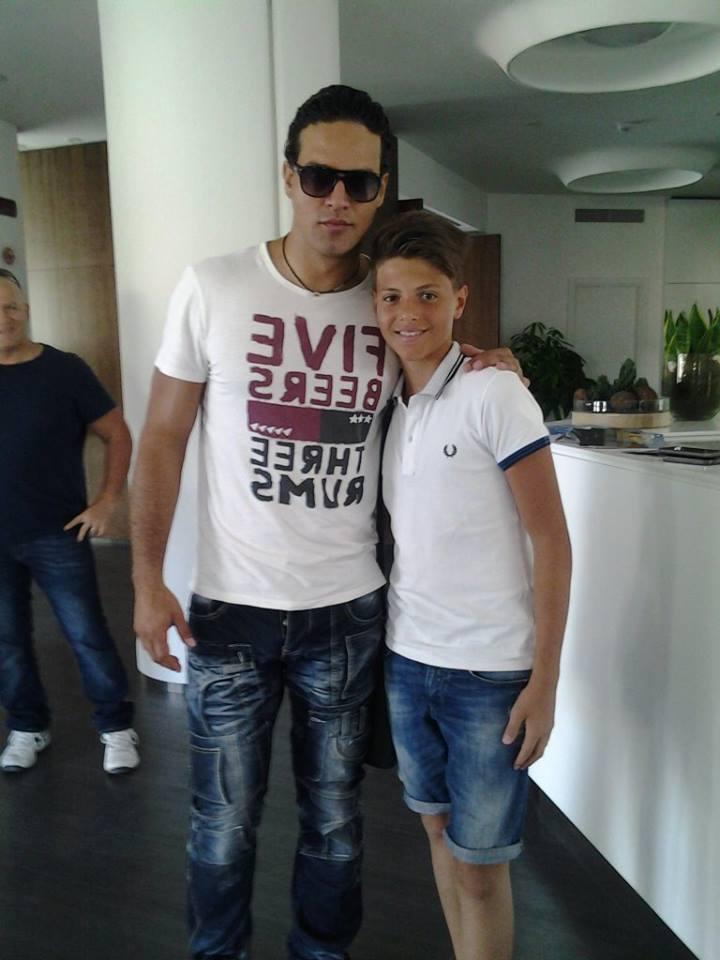 Gabriel Garko e ospiti VIP presso Hotel Callistos di Tricase (Lecce)
