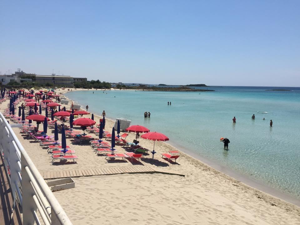 Tenuta immersa nel verde a pochi minuti dallo splendido mare di Porto Cesareo