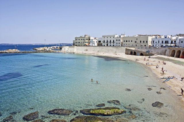 Spiagge di Gallipoli per trascorrere delle belle vacanze con Cis Tour