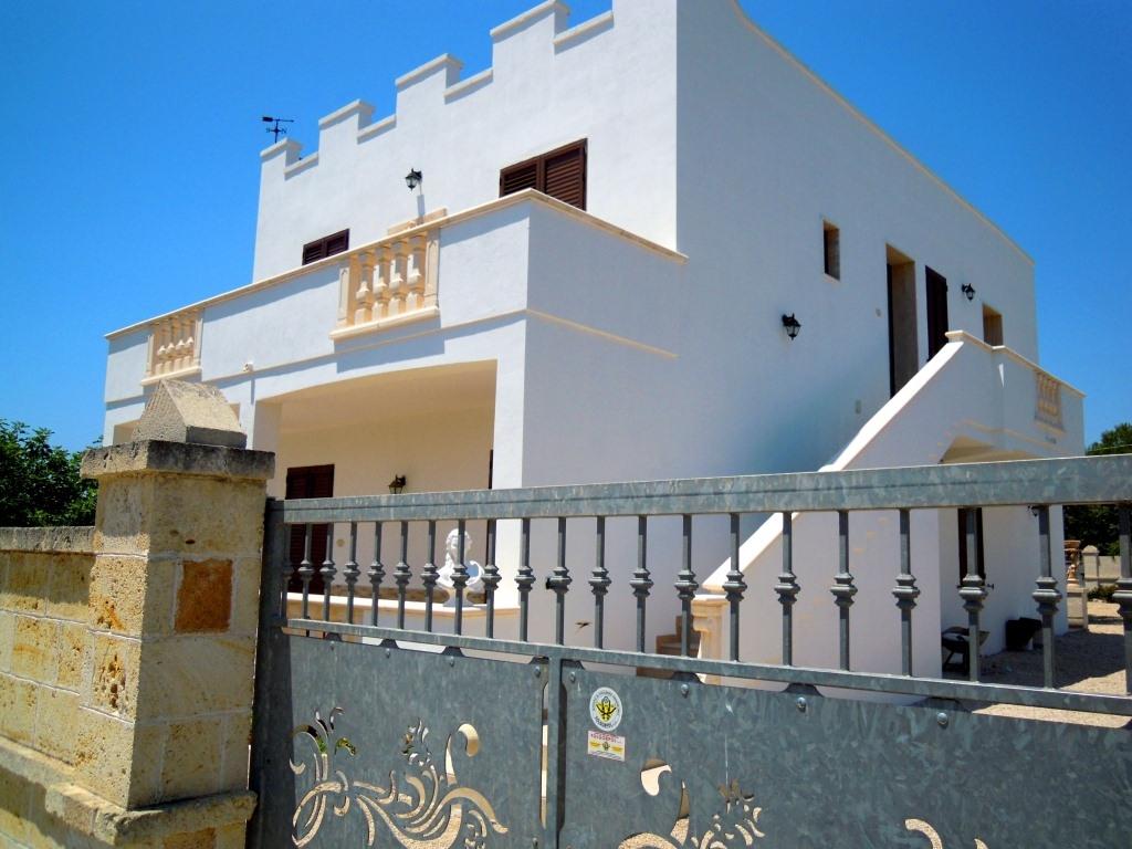 Esterno appartamenti Villa Salentina Porto Cesareo