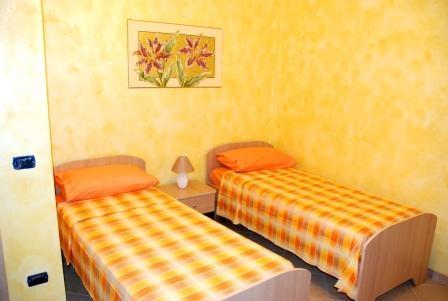 Camera doppia VIlla Salentina Porto Cesareo