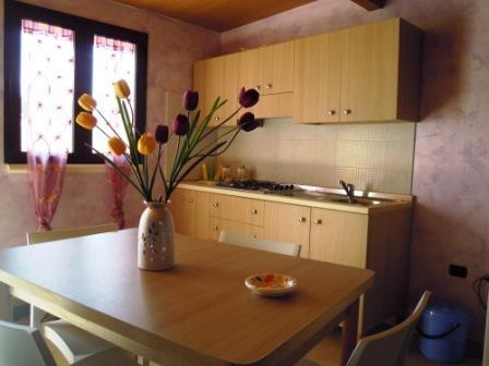 Interni appartamento Villa Salentina Porto Cesareo