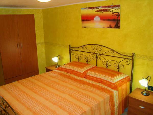 Camera da letto BIlocale Pascoli Porto Cesareo