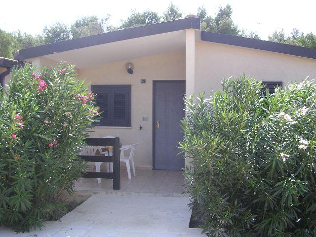 Esterno Residence La Pineta Otranto