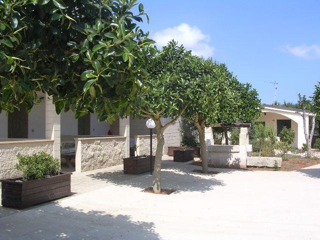 Vialetto Residence La Pineta Otranto