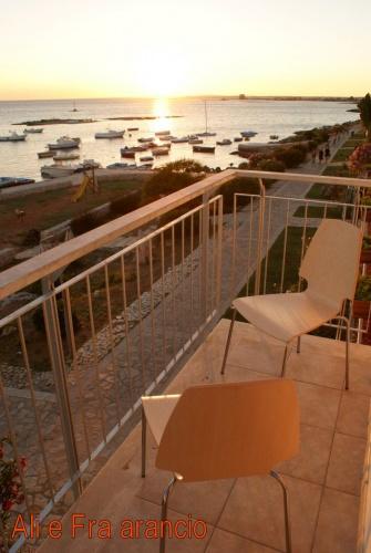 balcone vista mare il porticciolo porto cesareo torrelapillo.it1