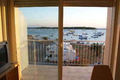 Verandina vista mare residence il Porticciolo Porto Cesareo