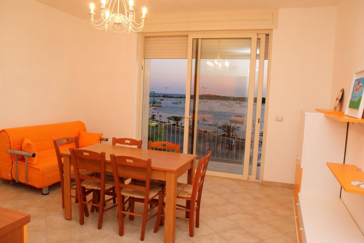 Particolare del soggiorno Residence Il Porticciolo Porto Cesareo