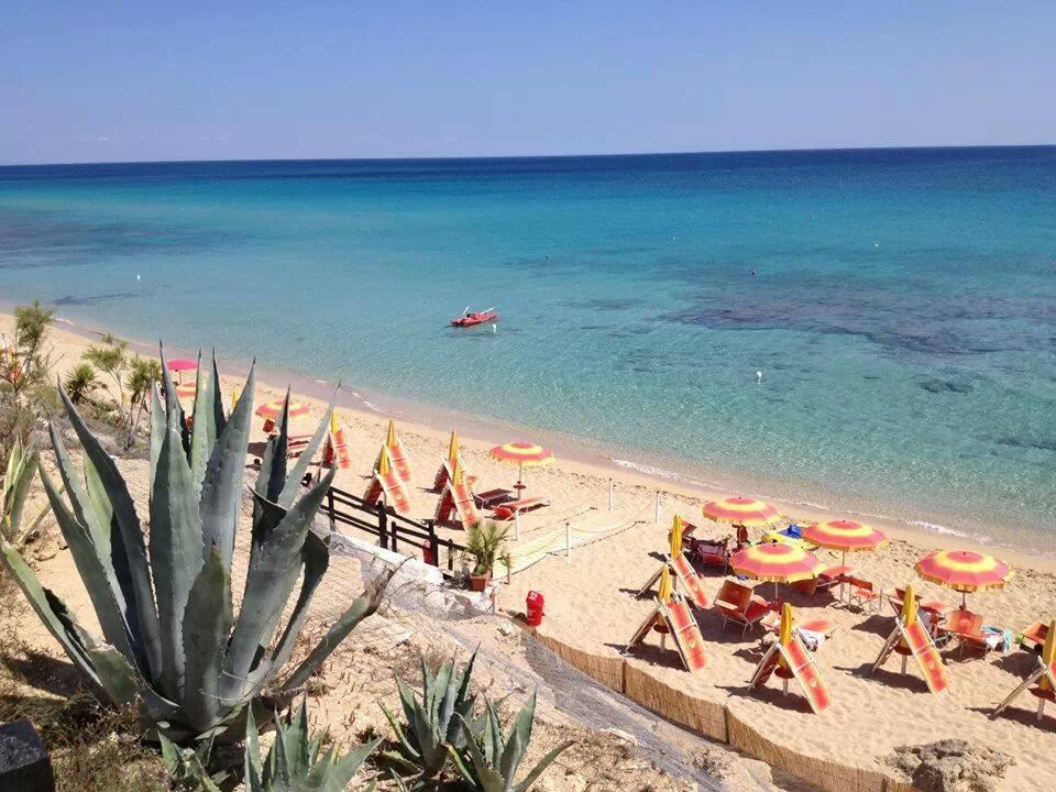 stupenda spiaggia di Porto Cesareo
