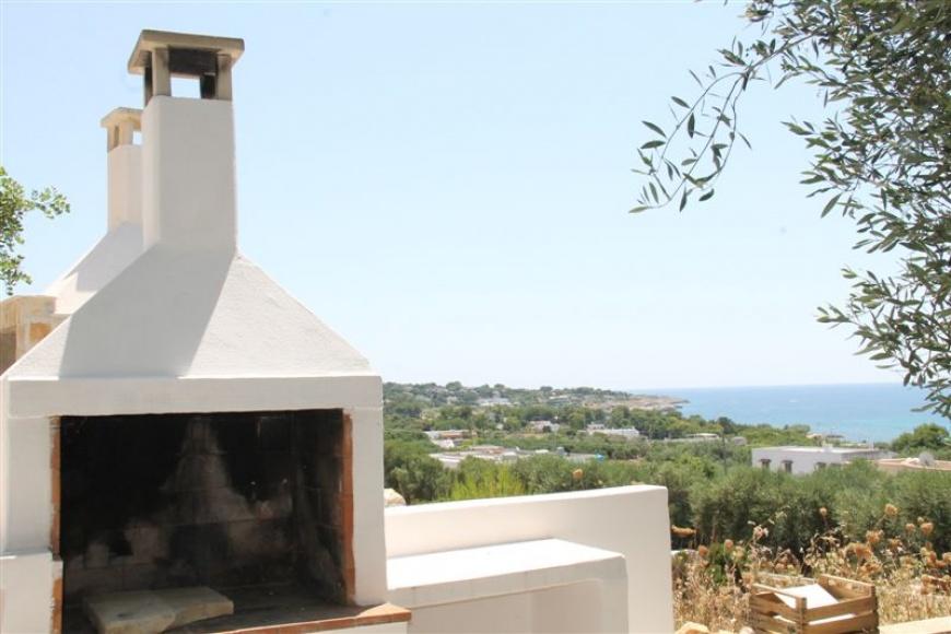 Barbecue + vista panoramica