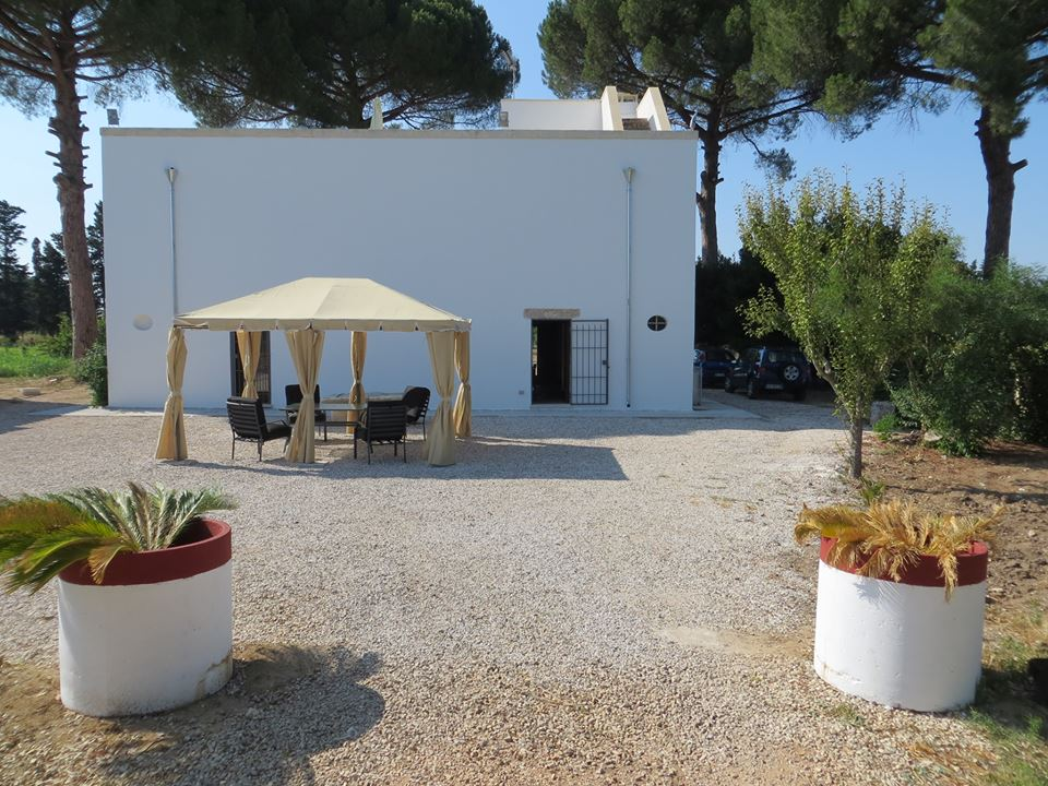Agriturismo Occhineri a Campi Salentina (Lecce)