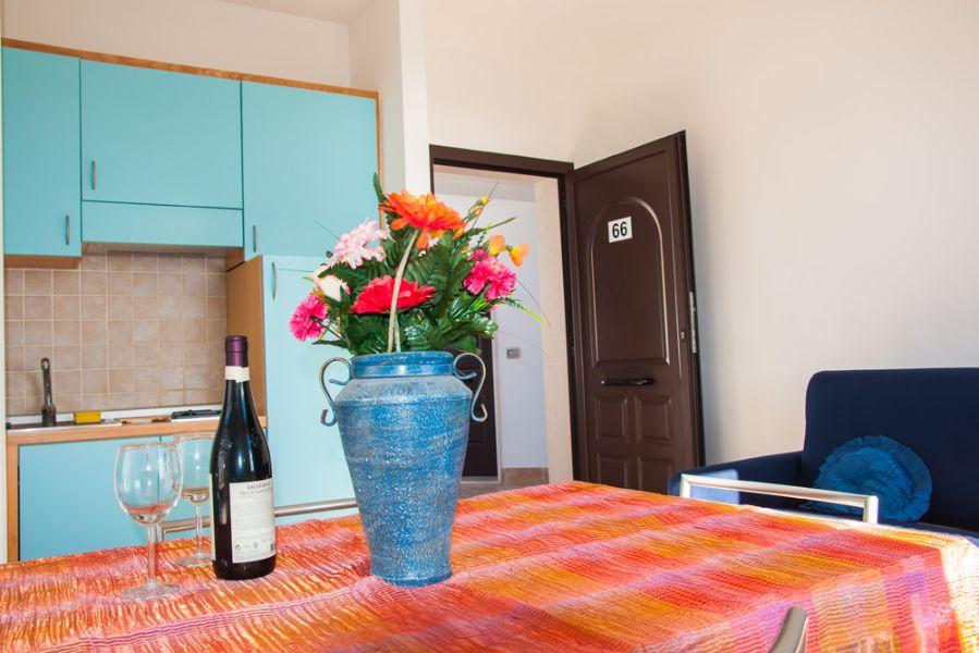 Cucina Residence Corte Bahia Santa Cesarea Terme, Lecce