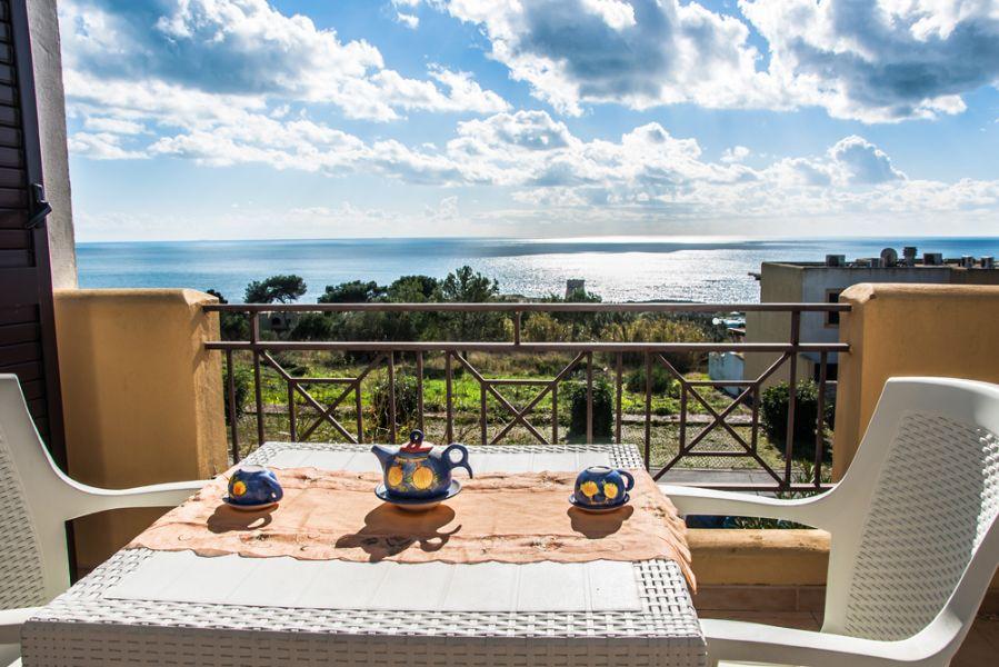 Vista panoramica Residence Corte Bahia Santa Cesarea Terme, Lecce