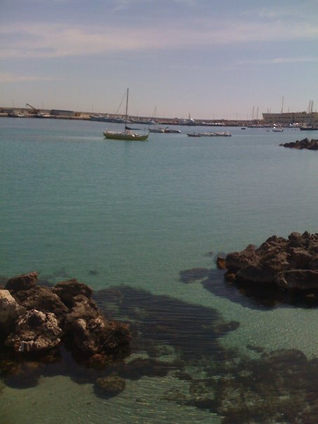 Mare di Otranto vicino al Residence Atenaion di Otranto