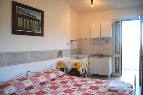 Interno Residence Atenaion Otranto, Lecce