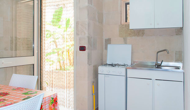 Cucina Residence Atenaion Otranto, Lecce