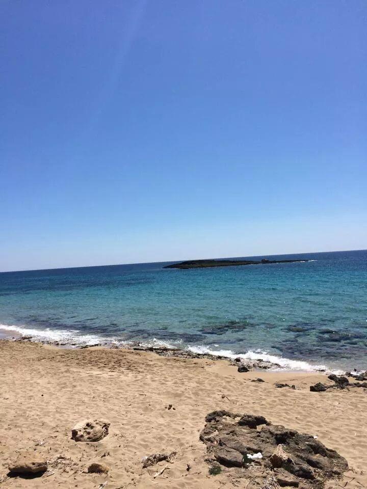 mare di Torre San Giovanni vicino alla dimora sul mare in affitto