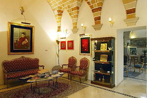 Hal Palazzo Baldi Galatina, Lecce