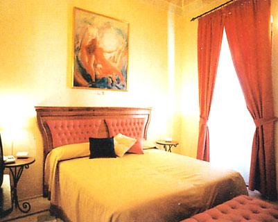 Junior suite Palazzo Baldi Galatina, Lecce