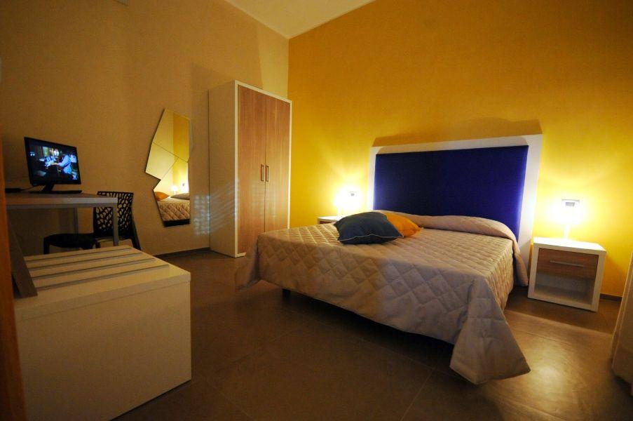 Camera matrimoniale Rooms Luxury Blu Citta Bella Gallipoli, Lecce