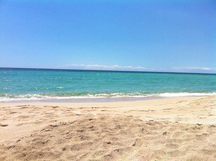 Spiaggia di sabbia fine per vacanze in famiglia a Porto Cesareo
