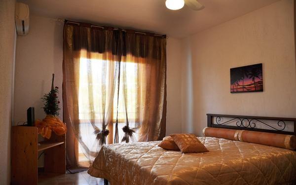 Camera matrimoniale B&B Villa Del Sole Porto Cesareo, Lecce