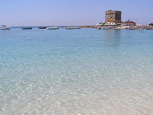 Mare a  Porto Cesareo, Lecce