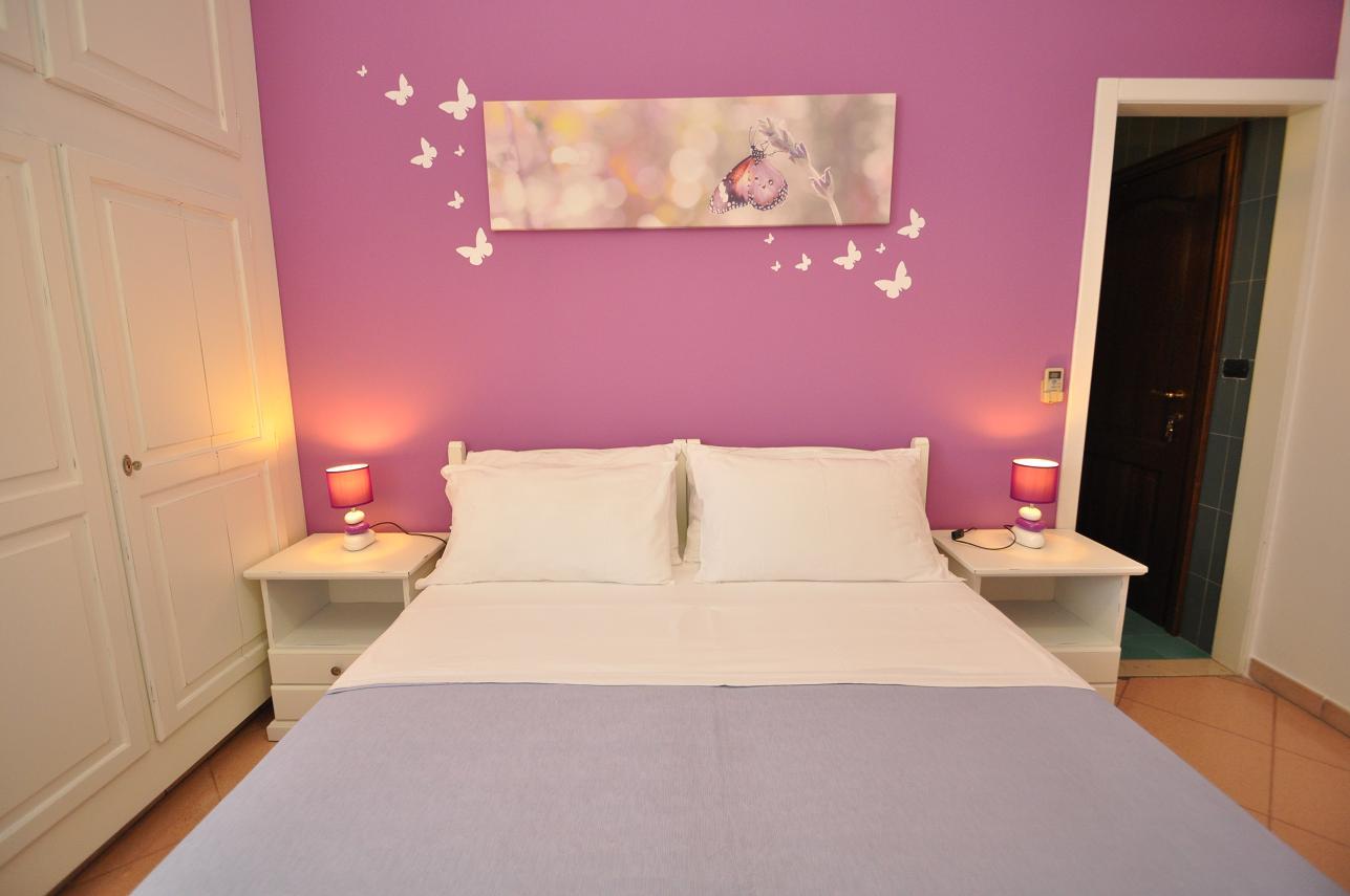 camera per dormire in albergo B&B Villa Giovanna a Torre Suda