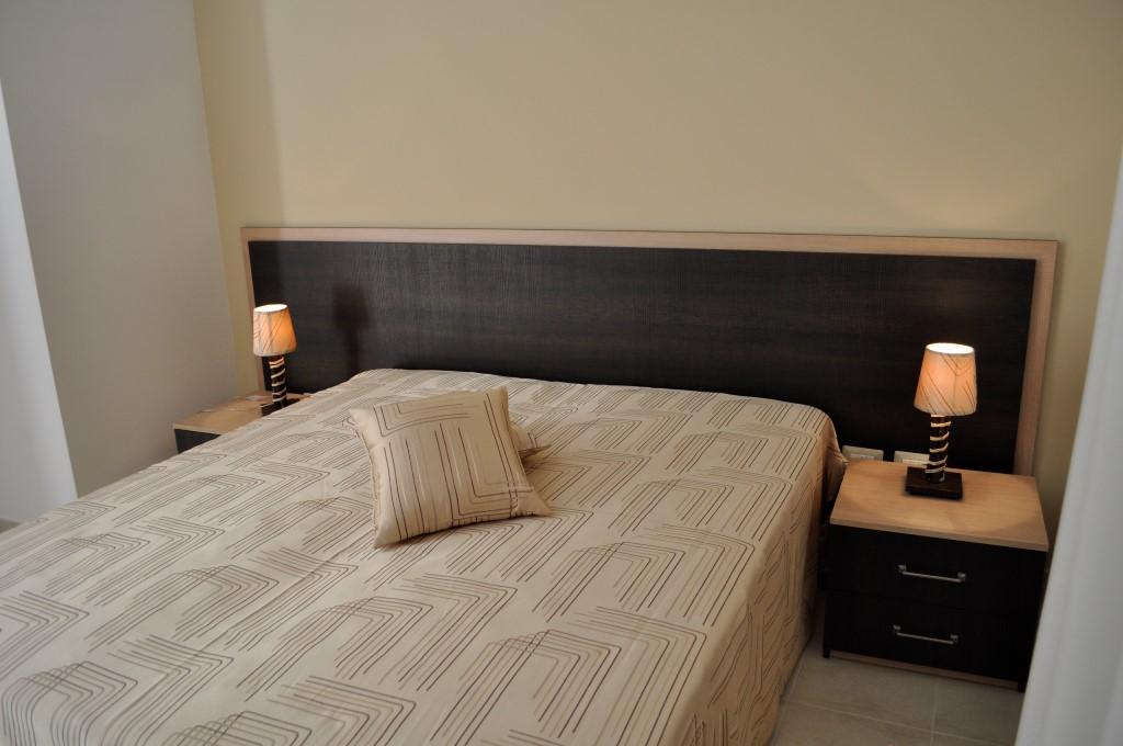 camera da letto per vacanze presso Albergo Roma sulle spiagge di Lido Marini (Puglia)