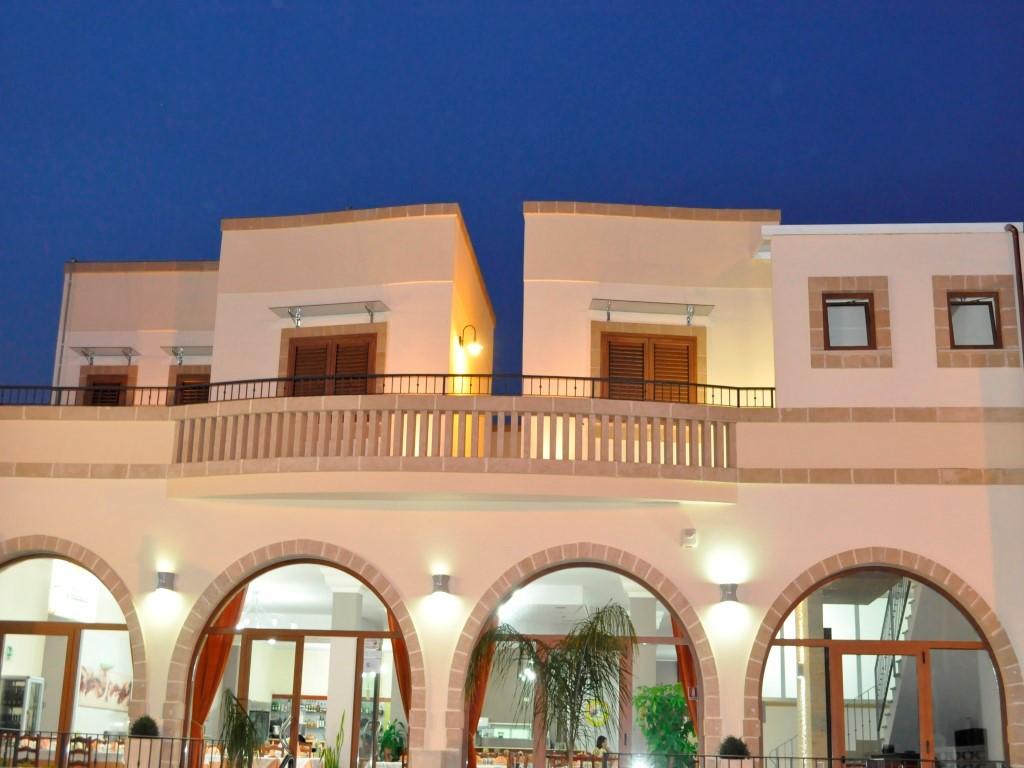 Ristorante e albergo Roma a Lido Marini (Lecce)