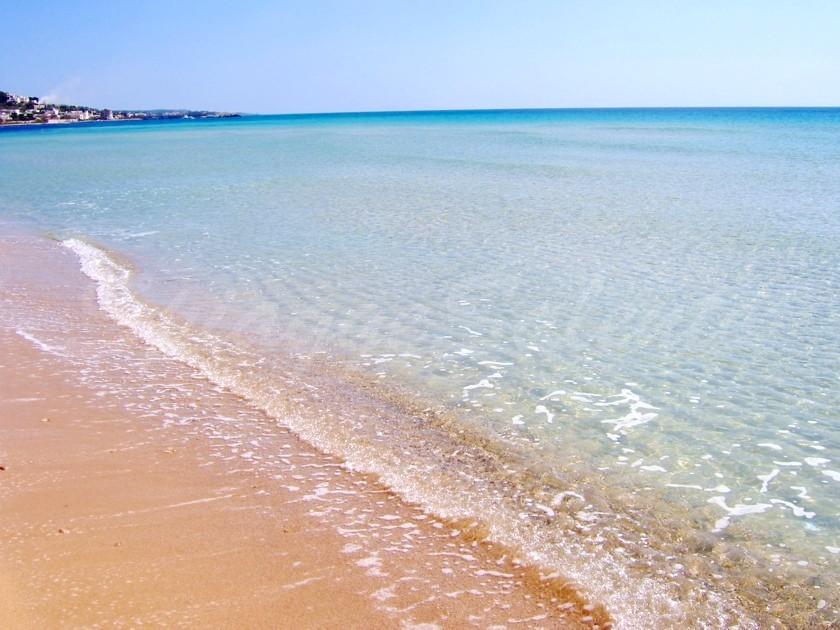 Mare Pescoluse Maldive del Salento Lecce